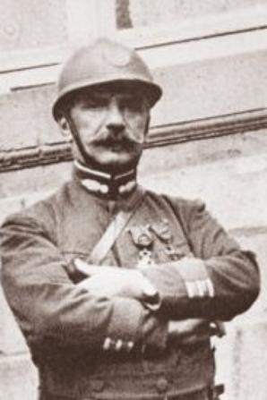 Le capitaine Danrit « le Jules Verne galonné »