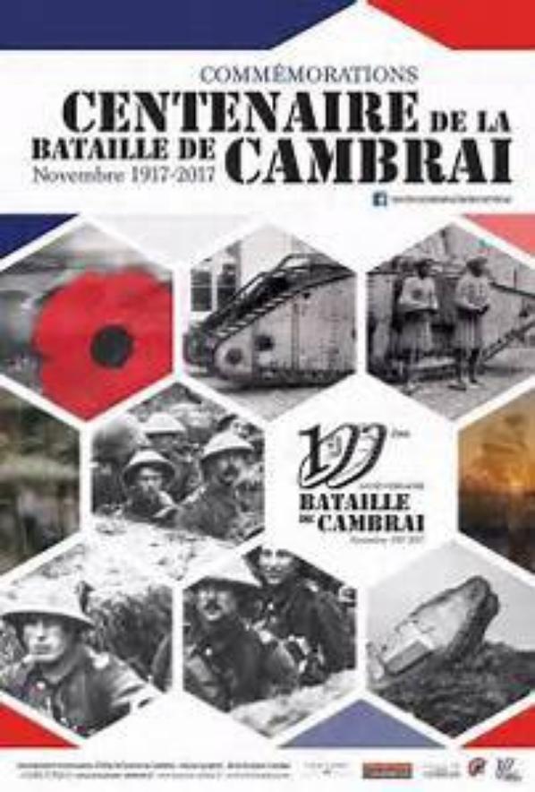Centenaire de la bataille de Cambrai 2017