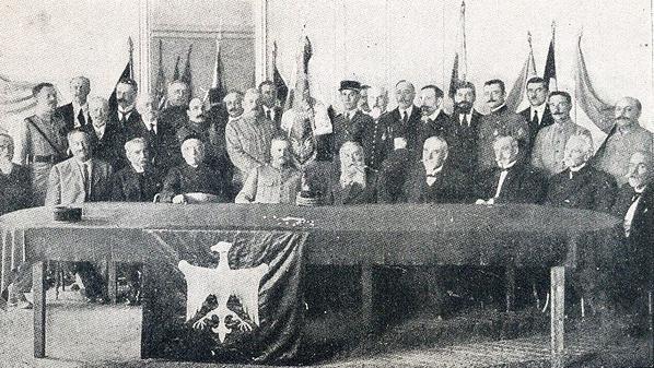 Légion des Bayonnais pendant la première guerre mondiale