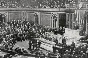 Quatorze points de Wilson du 8 janvier 1918