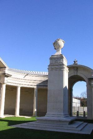 Les chemins de mémoire du Nord. Pas de Calais (Arras)