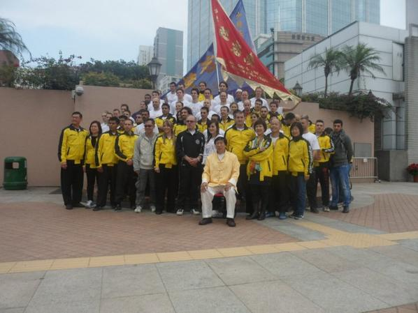 International Chiu  chi  Ling    Hung  Gar   Association  World  H.Q.  USA