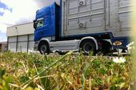revenont au chose sérieuse,depuis quelque mois fini le camion remorque ,je suis en semis