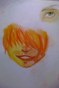 Quelques petits coups de crayon.. ~