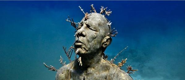 Musée sous-marin de Cancun - Mexique