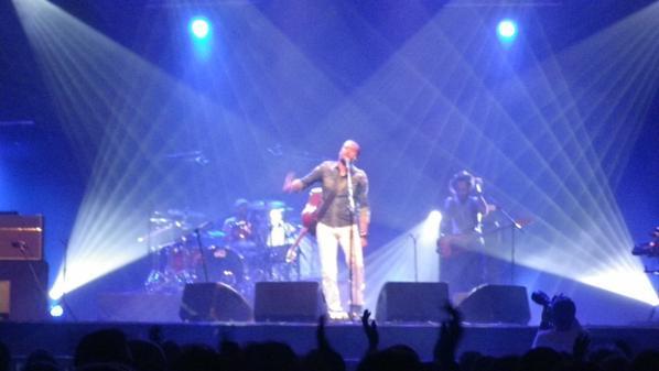 Merwan Rim en concert à Trélazé