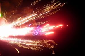 La ducasse de Rebaix 2013 : feu d'artifice