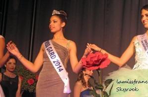 Flora , Lucie Dumas élue Miss Gars  2014