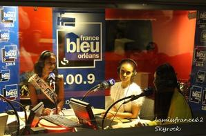 Flora dans le magazine Gala , et aussi dans Public  Flora France Bleu Orléans