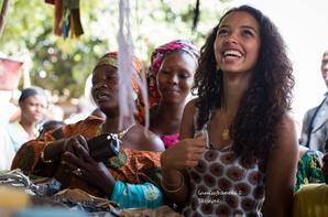 """Flora revient au Bénin me fait énormément de bien"""""""