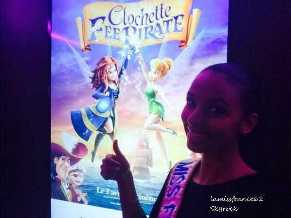 Flora Clochette et la fée pirate