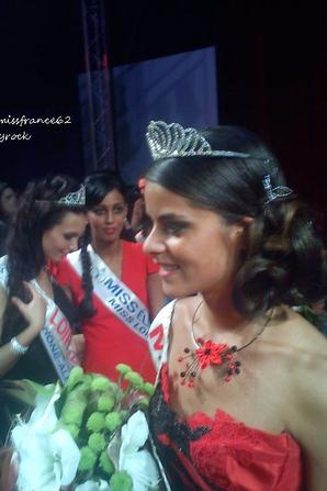 Flora , Gaëlle Capot élue Miss Loire 2014