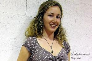 Flora ,  Christelle Magdic élue miss Aude 2014
