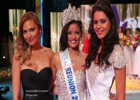 Flora ,Ingrid Mercredi élue Miss Réunion 2014