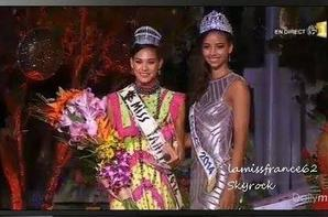 Flora , Hinarere Taputu élue Miss Tahiti 2014