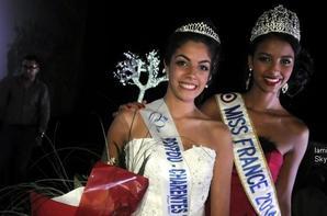 Flora , Mathilde Hubert élue Miss Poitou-Charentes 2014