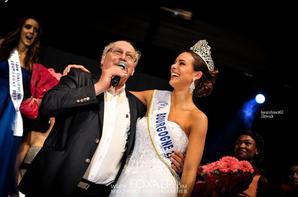 Janyce Guillot élue  Miss Bourgogne 2014 la suite