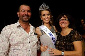 Flora , Aurore Peron élue Miss Pays de Savoie