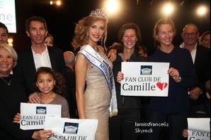 Camille Cerf élue Miss   Nord Pas de Calais 2014 : La suite