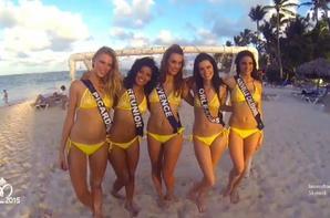 Aventure Miss France 2015 : le 21-11-2014