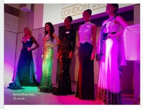 Flora Miss World 2014