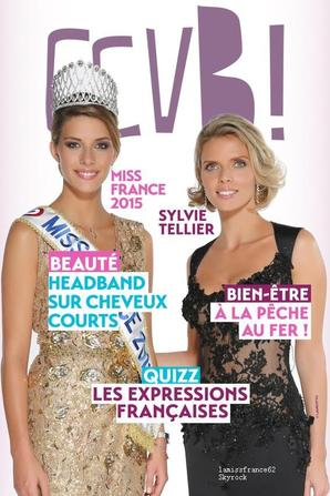 Camille dans le magazine Closer / Camille sur France 2