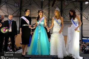 Mélissa Balaka élue Miss Nièvre 2015