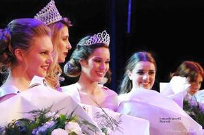 Margaux Bourdin a été élue  Miss Agglo à Dreux 2015