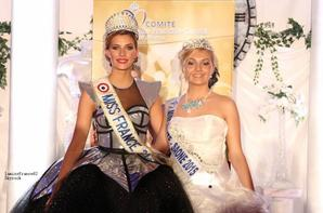 Jodie Gaudinet a été élue Miss Haute Saone 2015