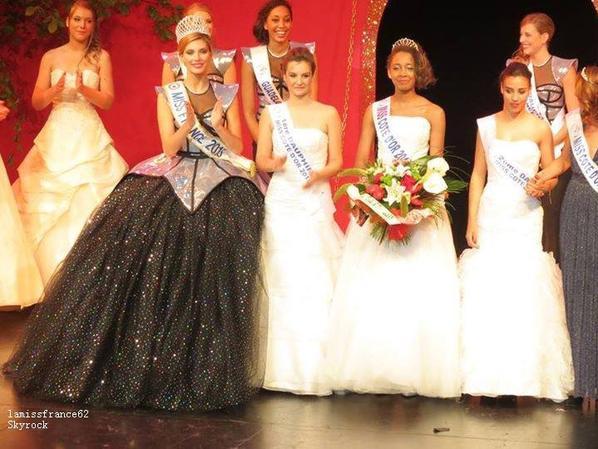 Cannelle Nemor a été élue Miss Côte- d' or 2015