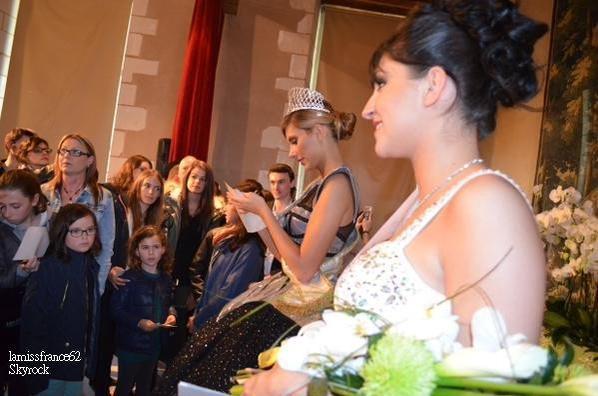 Noémie Auger a été élue Miss Loir et Cher 2015