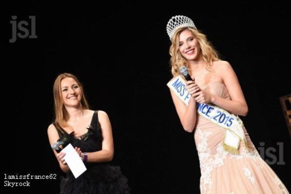Priscillia Delorme a été élue Miss Saône et Loire,2015