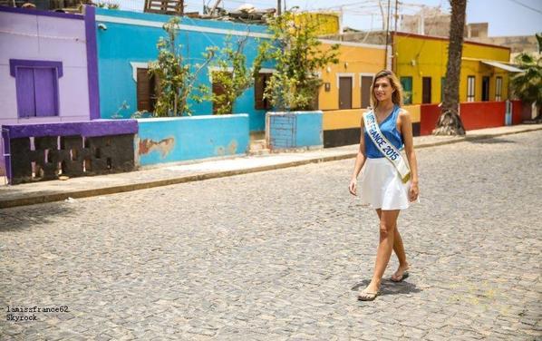 Camille dans le magazine Public,  / Camille  Shooting au Cap Vert  : La suite