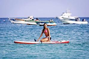 Camille  Shooting au Cap Vert