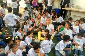 Camille Départ pour  Caracas au Venezuela