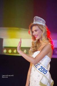 Camille Thiphanie Martin élue Miss Arras