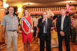 Camille est invitée d'honneur pour fêter les trente ans du Super U/ Camille Un éductour géant pour les 40 ans d'Héliades au Cap Vert