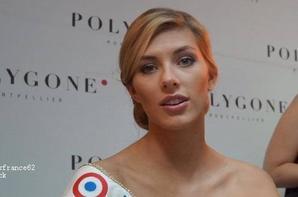 Camille cerf sera à l'élection de Miss Bézier 2015 / Camille  à Montpellier