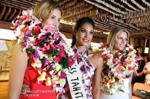 Camille et Sylvie Tellier visitent le marché de Papeete en Polynesie : La suite