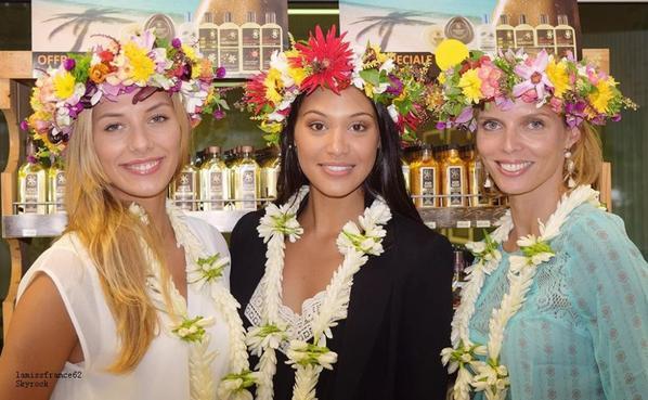 Camille quitte la Tahiti Rdv en novembre / Camille en croisières de France