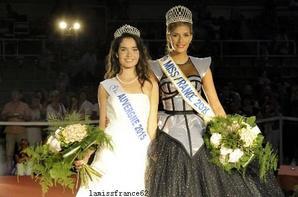 Pauline Bazoge a été élue Miss  Auvergne : La suite
