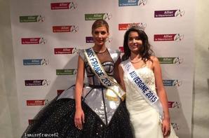 Pauline Bazoge a été élue Miss  Auvergne