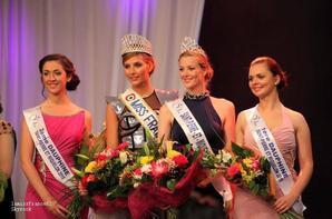 Julie Briand élue  Miss Saint Pierre et Miquelon