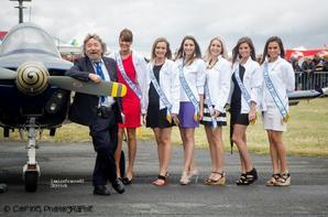 Camille au meeting aérien de Prouvy pour la fête nationale.: La suite