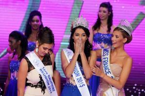 Azuima Issa  élue Miss  Réunion 2015.