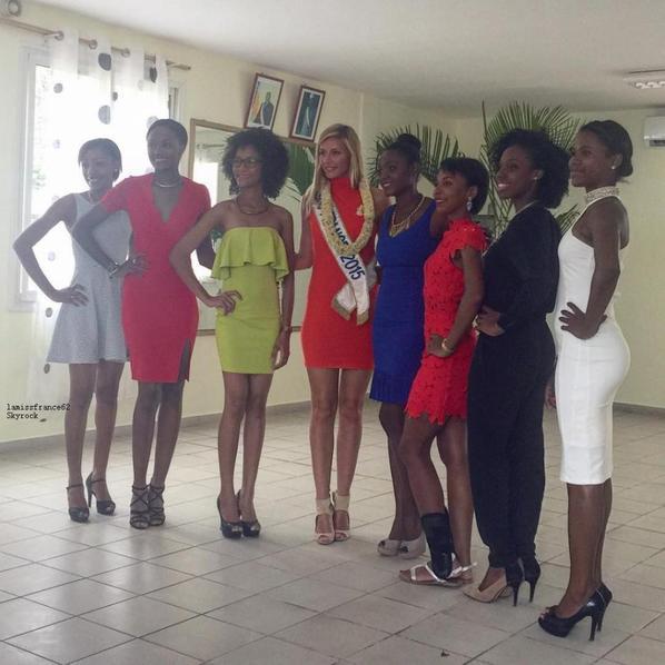 Camille est arrivée à Mayotte.