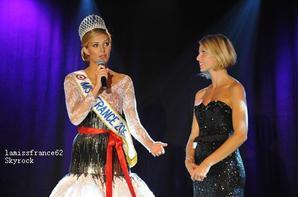 Emma Bourroux a été  élue Miss Limousin 2015