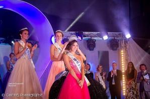 Iris Mittenaere a été élue Miss Nors Pas De Calais 2015