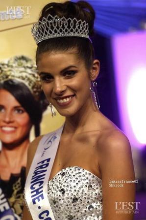 Alizée Vannier a été élue Miss Franche Comté 2015 : La suite