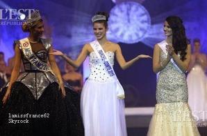 Alizée Vannier a été élue Miss Franche Comté 2015